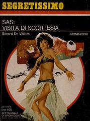 Gérard de Villiers - SAS: visita di scortesia