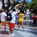 Havana Walk Through on big screen TV