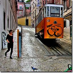 Elevador da Glória - Lisboa