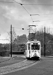 Tram, Summerlee, Coatbridge
