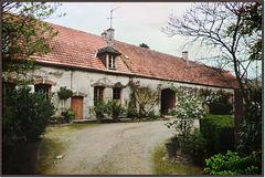 Château de Rocheplatte (Loiret), dépendance