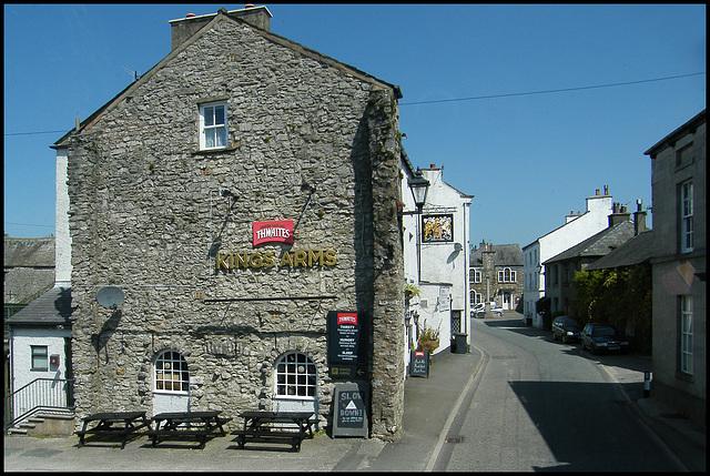 Kings Arms at Burton-in-Kendal