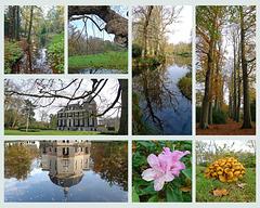 Nederland - 's-Graveland, buitenplaatsen