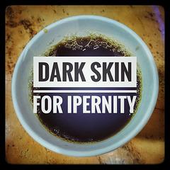 DARK SKIN FOR IPERNITY