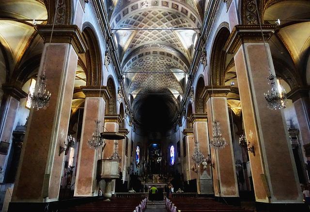Corse-2018 : Bastia, église St Jean Baptiste