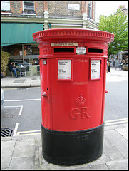 Great Ormond Street pillar box