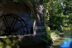 Ancien moulin sur le Loiret