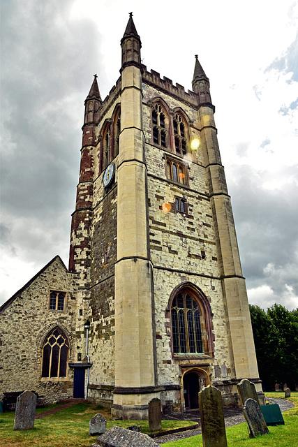 St Andrew Church ~ Farnham.