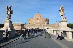 Roma, Castel e Ponte Sant'Angelo