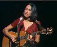 Joan Baez chante : Pauvre Rutebeuf (on EXPLORE)