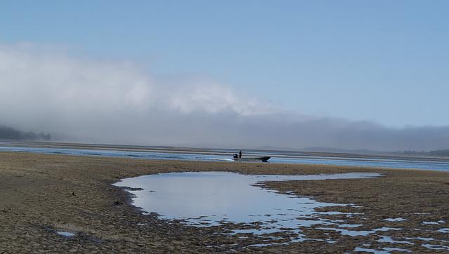 Netarts Bay, OR shellfishing (#1153)
