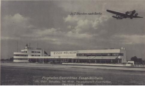 Ju 52 auf dem Weg nach Berlin