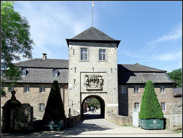 Schloss Dyck, Jüchen 019