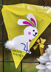 Happy Easter from the Dumbarton Fairy Trail