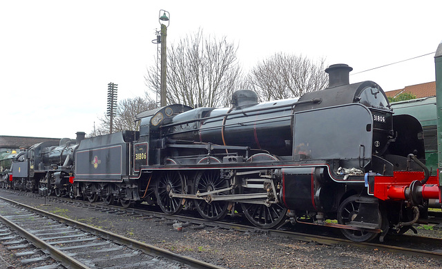 Great Central Railway Loughborough Leicestershire 24th January 2016
