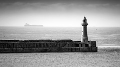 Dover Western Breakwater Lighthouse