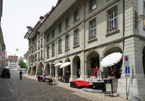 Burgdorf BE, Restaurant Stadthaus