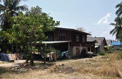 Séchage vestimentaire à la thaïlandaise