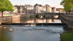Belfort: 2018.04.20 Le pont Carnot, la place Corbis. 01