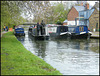 Jericho canalside in spring
