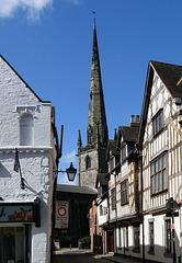 Church Street, Shrewsbury