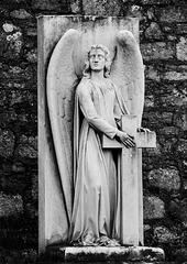 Angel, Eastern Cemetery, St Andrews