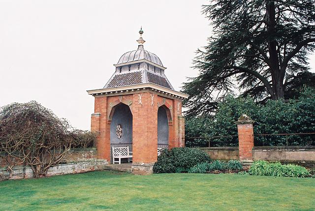 Victorian Garden Pavillion, Hanbury Hall, Worcestershire