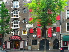 Amsterdam - the red light district 2 - (532)