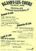 Apéritif musical à Blandy-les-Tours le 20/06/1999