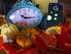 Something November - Daylight Savings Time