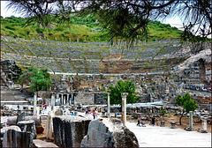 Il grande teatro di Efeso - (459)