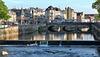 Belfort: 2018.04.20 Le pont Carnot, la place Corbis. 02
