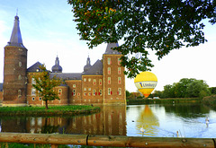 Castle, Hoensbroek