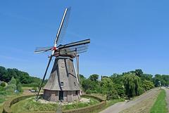 Nederland - Molen van Waardenburg