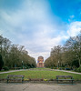 Das Planetarium im Hamburger Stadtpark - HBM (285°)