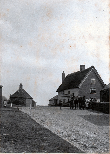 The Anchor, Walberswick, Suffolk (Demolished and Rebuilt)
