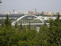 New Walterdale Bridge