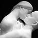 The Kiss 1921 - detail