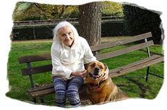 Dana à la maison de retraite [ON EXPLORE]