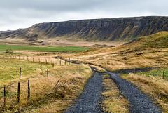 Icelandic fence