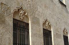 Detail of facade, Ciudad Rodrigo