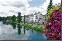 Bords de Seine, Melun