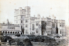 Osmaston Manor, Derbyshire (Demolished)