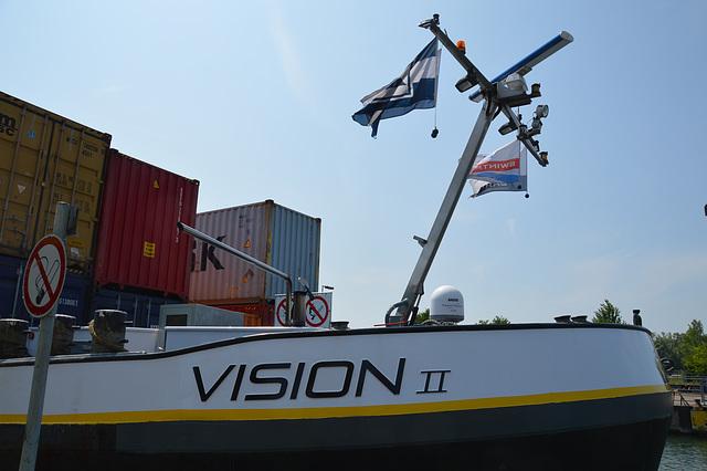 Auch Reeder haben Visionen