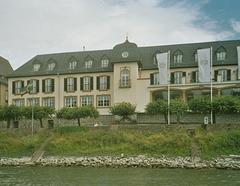 DE - boat tour on the Rhine