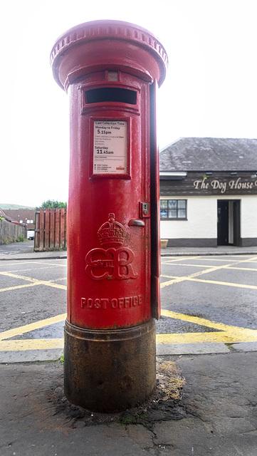 Edward VIII Pillar Box, Balloch - G83 48