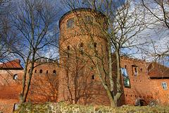 Neustadt-Glewe, Burg
