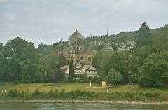 DE - Remagen - boat tour on the Rhine