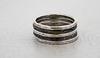Argentium Silver Rings