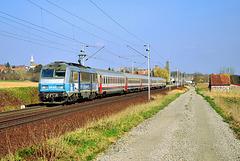 Eurocity en Voyage